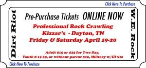 Dayton 1 Ticket