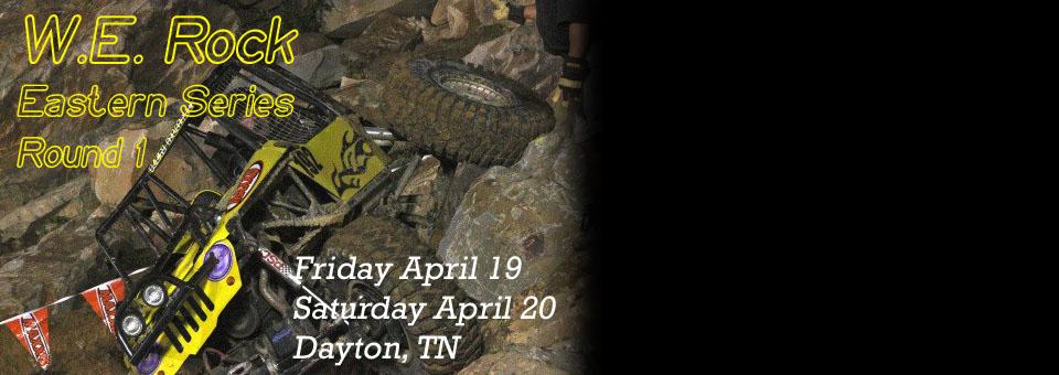 Dayton 1 werock rock crawl