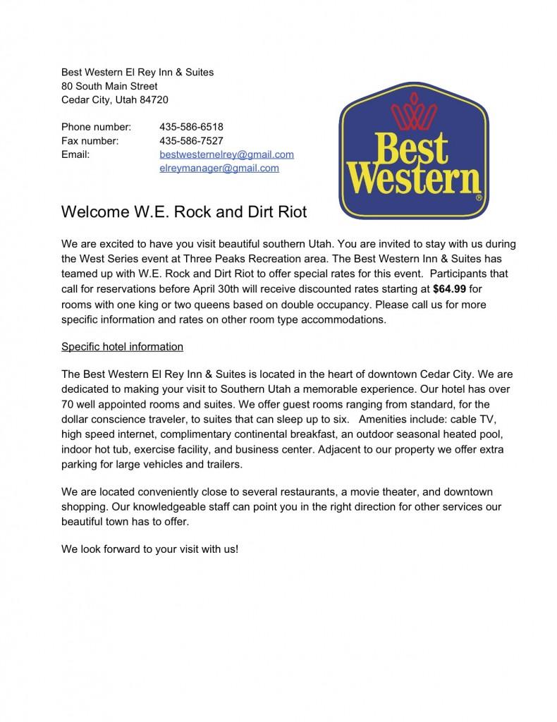 W.E.Rockflyer Hotel