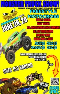 Badlands UMC Event