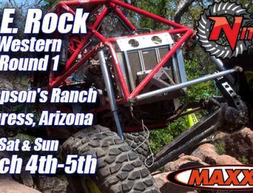 W.E. Rock West Round 1 March 4th-5th